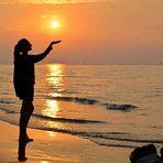 """"""" l'alba ha una sua misteriosa grandezza..."""