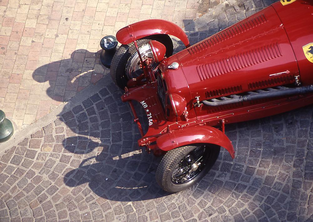 L'alpha de Ferrari