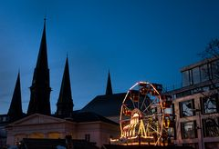 Lamberti {Weihnachtsmarkt | Kirche}