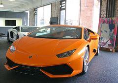 Lamborghini in der Klassikstadt 2