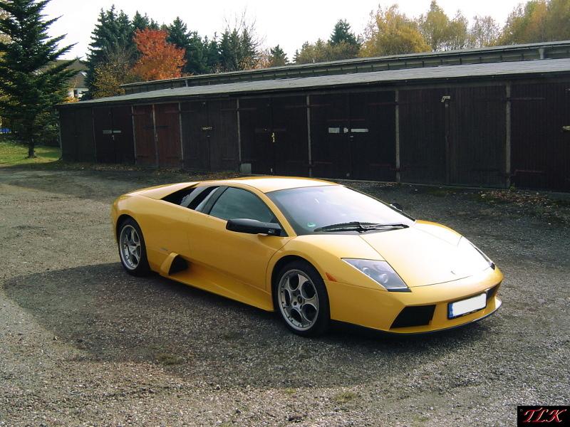 Lamborghini Murcielago 01