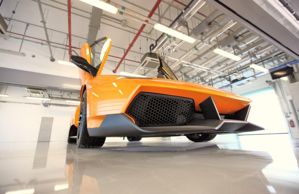 Lamborghini Murcielago SV -2