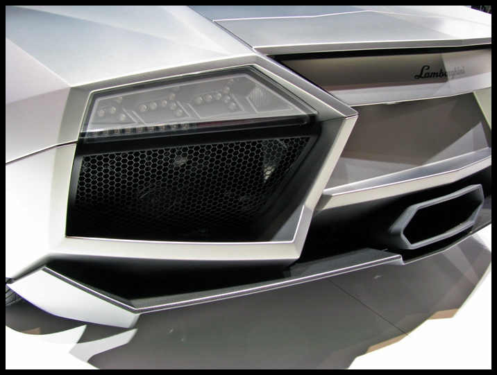Lamborghini Reventón Roadster - Detail