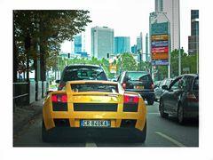 Lamborghini Teststand