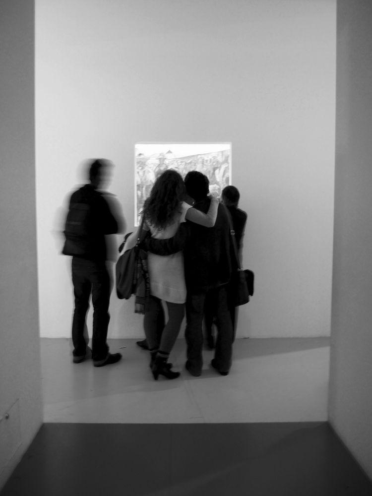 L'amour de l'art by lison