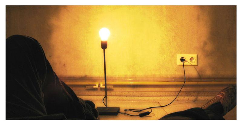 lamp loves me