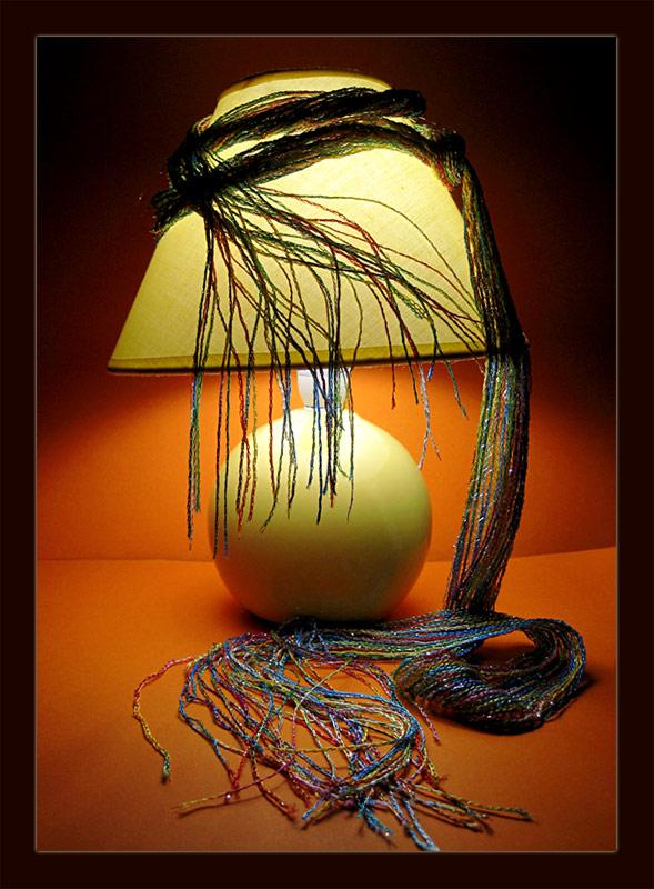 Lamp of colors