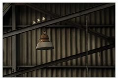 Lampe ...