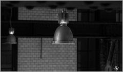 Lampe im E-Werk