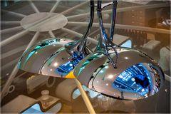 Lampen in der Kö-Galerie