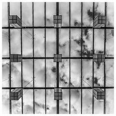 Lampen-Quadrat