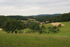 Lampenhain im Odenwald