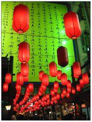 Lampions in Peking