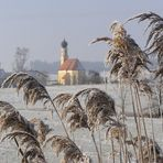 Lamprechten im Winter