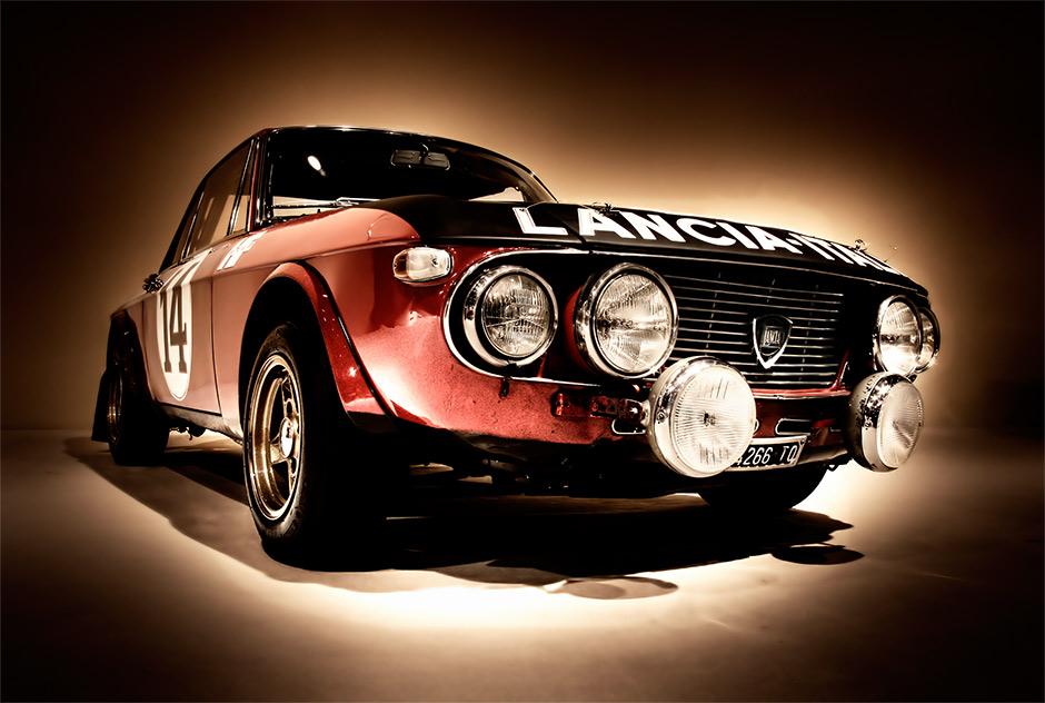 Lancia Fulvia der Weltmeister!