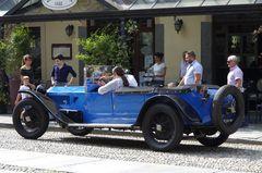 Lancia tour start