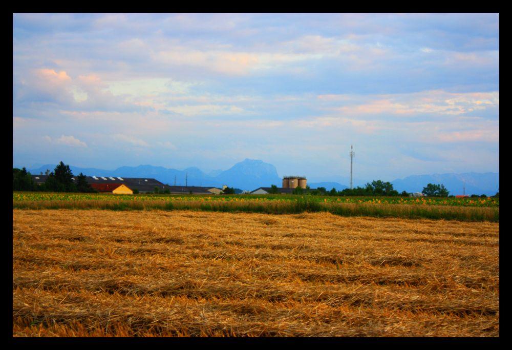 Land der Berge...