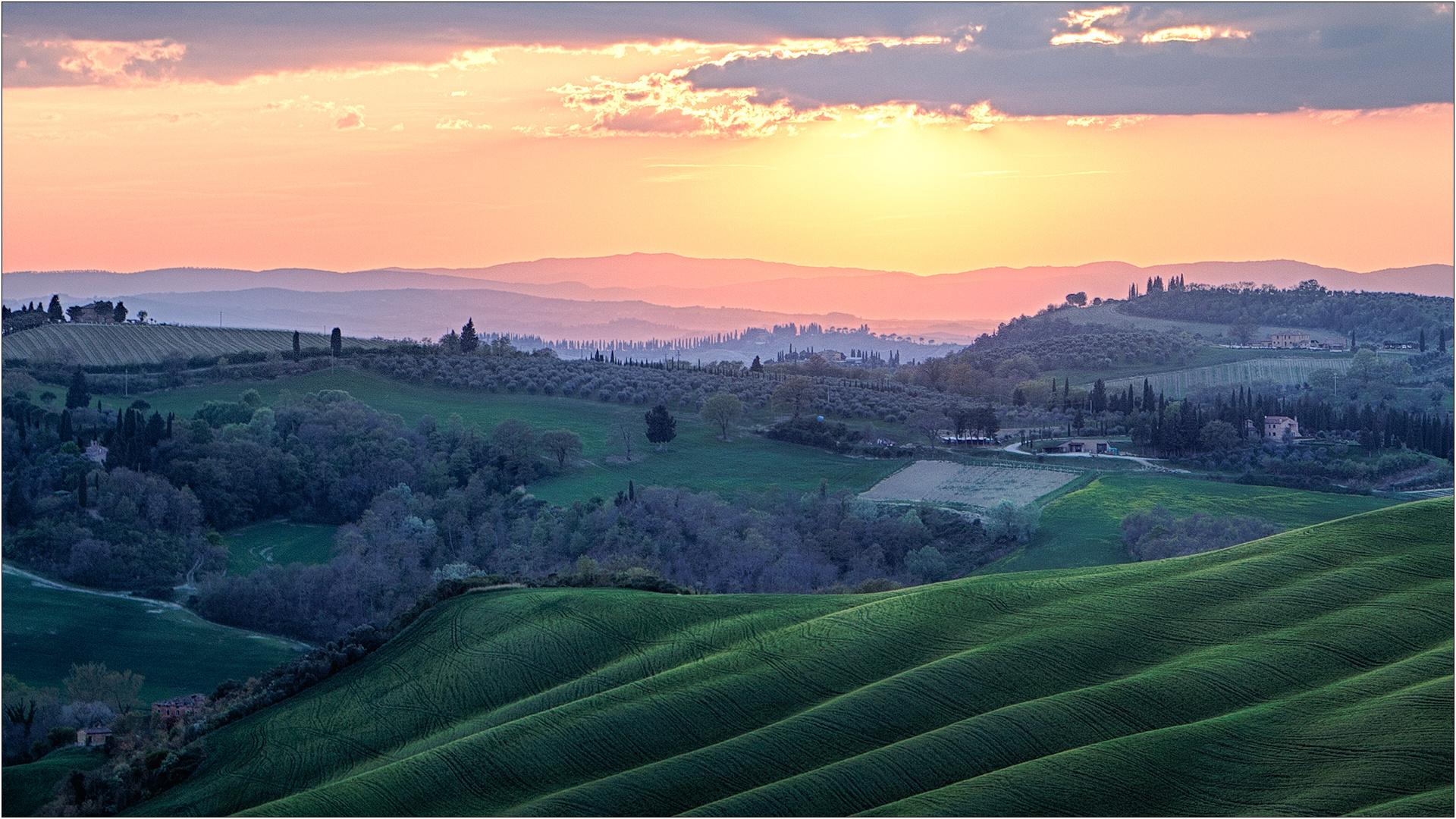 Land der Etrusker