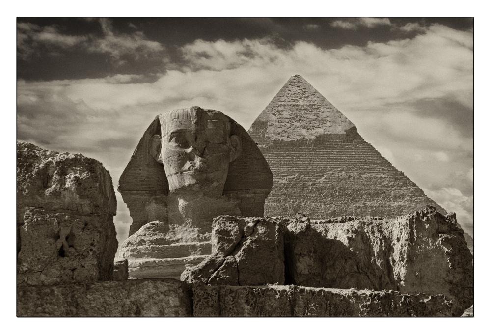 Land der Pharaonen, Pyramiden & Tempel