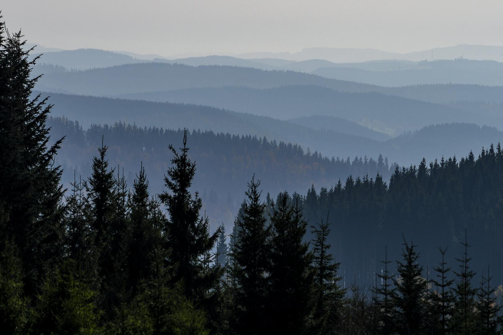 Land der tausend Berge