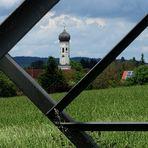 Land Kirche Stahl ... Steelview