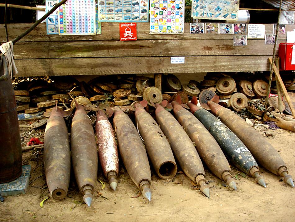 Land Mines Museum, IV