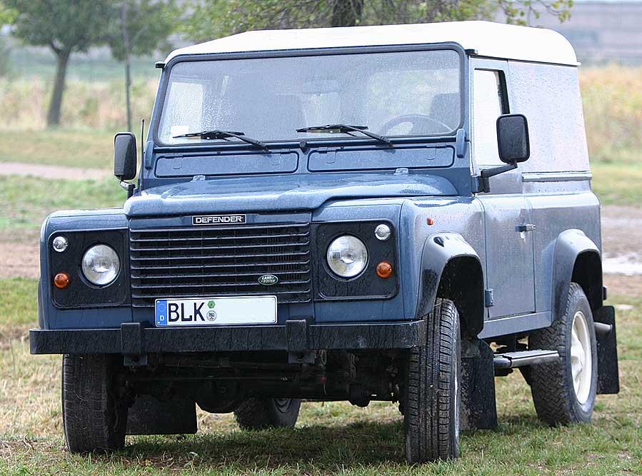 Land Rover Defender 90 HT