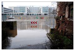 :: Land unter auch in Kassel ::
