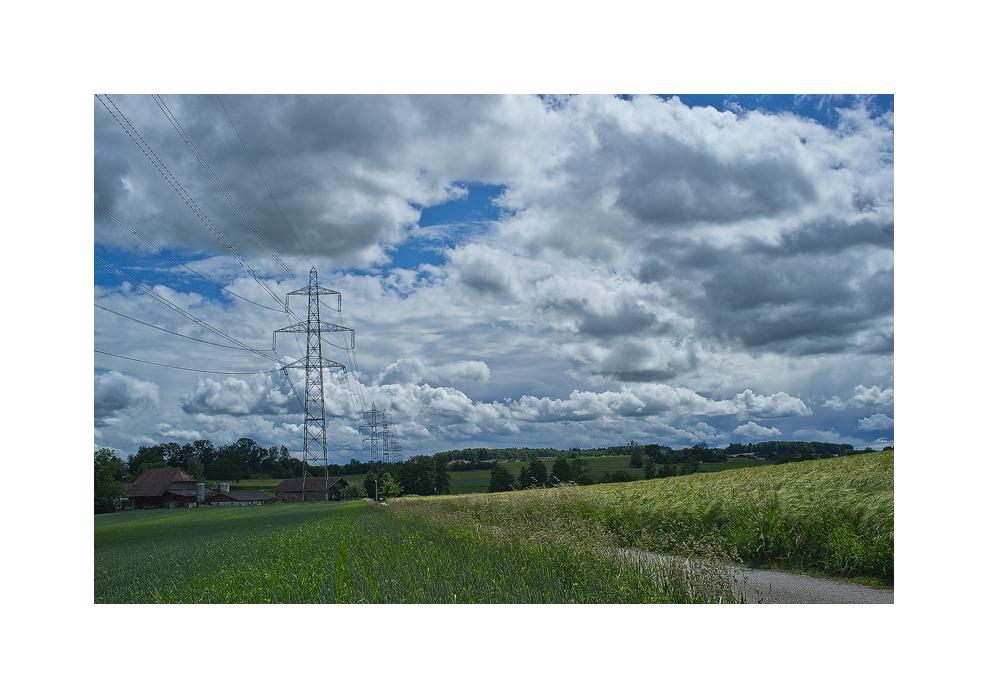 Land unter Strom