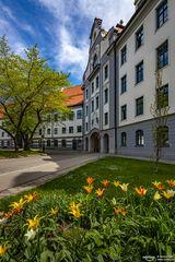Landesamt für Finanzen am Fronhof