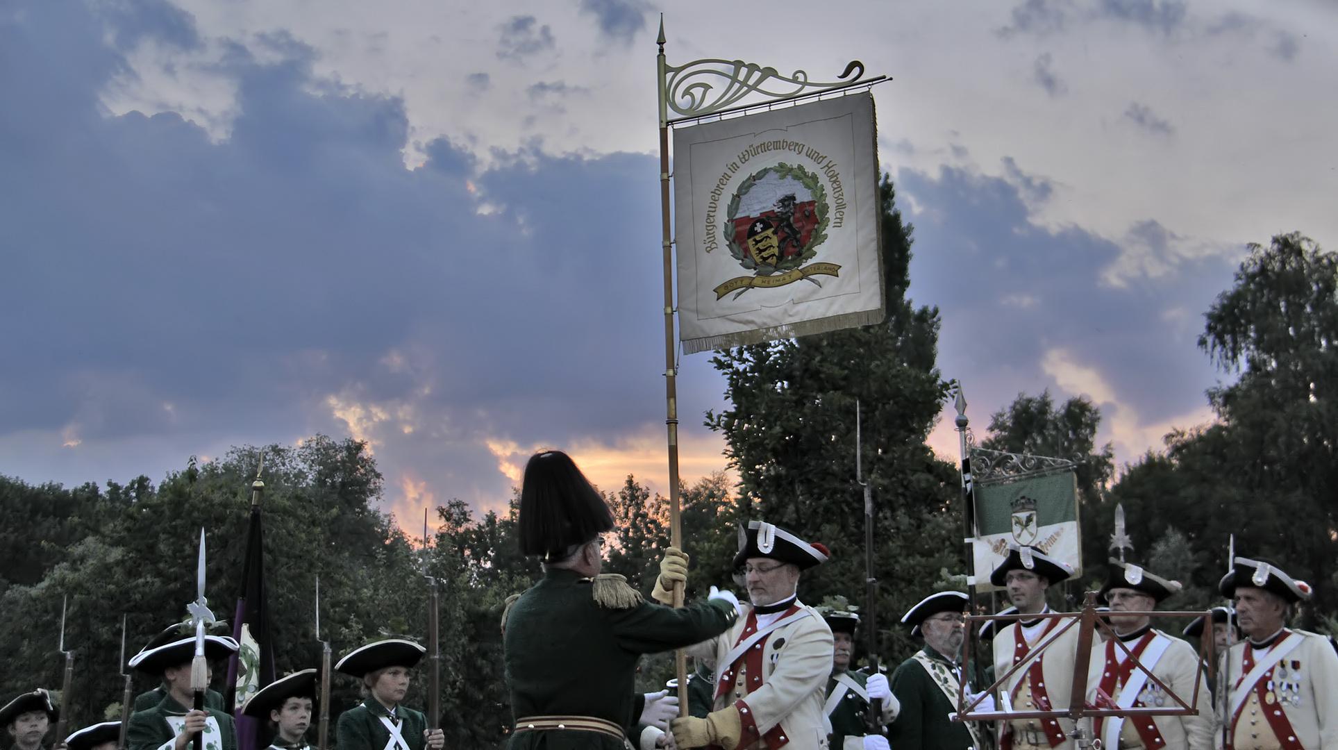landesbürgerwehrtreffen 2010 lauchheim