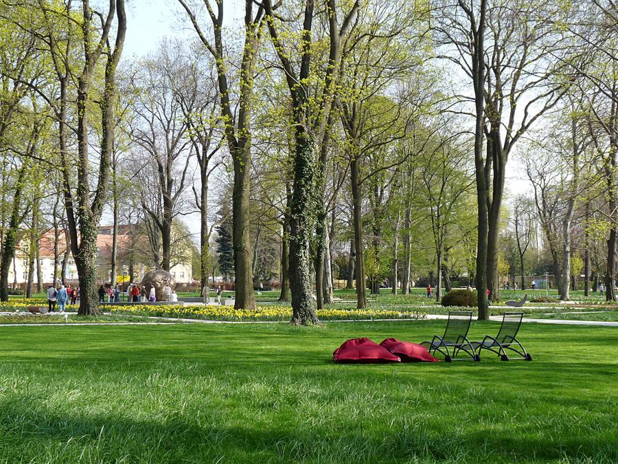 Landesgartenschau Aschersleben 2010