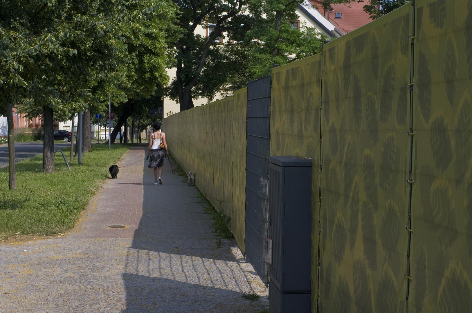 Landesgartenschau ( LAGA ) Aschersleben einmal anders gesehen
