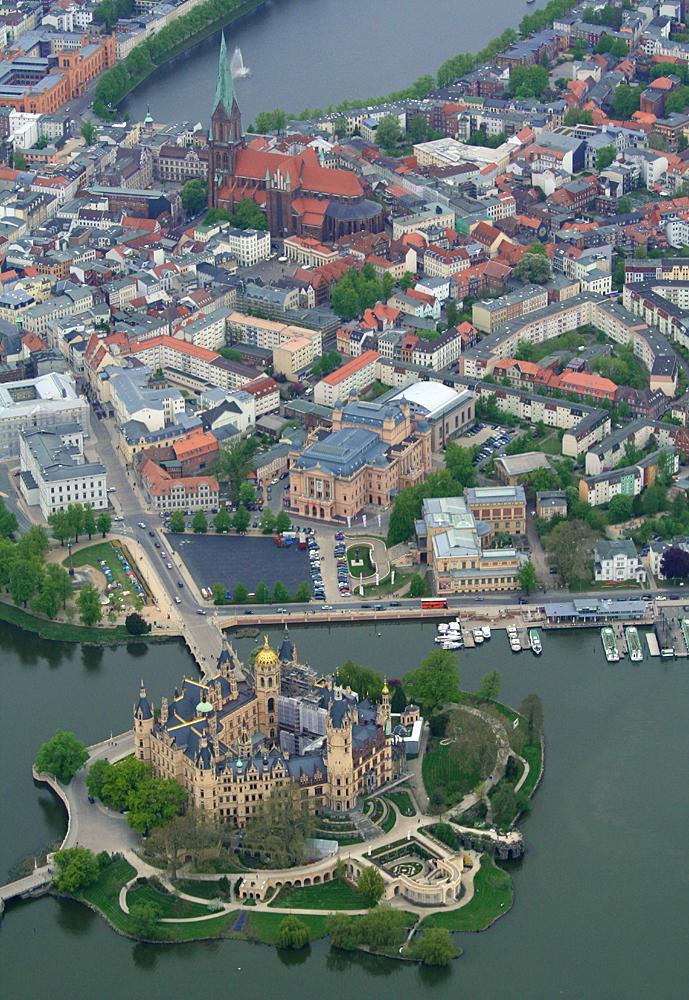 Landeshauptstadt Mecklenburg-Vorpommern