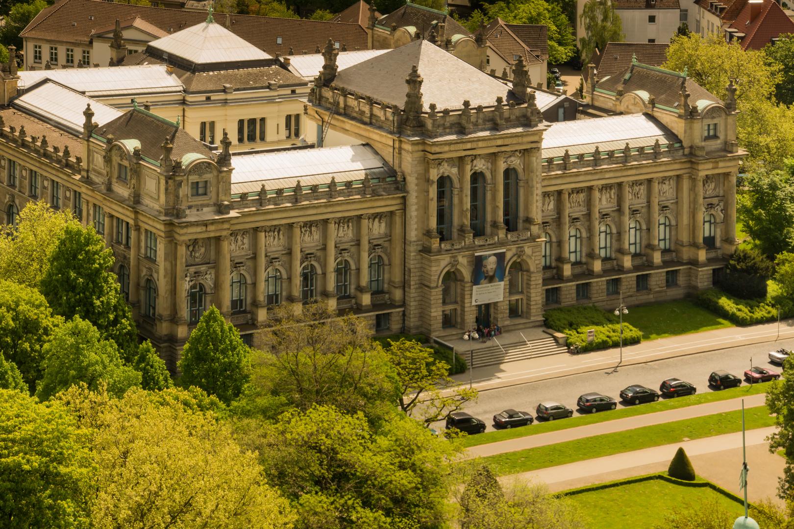 Moderne Architektur In Hannover Foto Bild: Landesmuseum - Hannover Foto & Bild