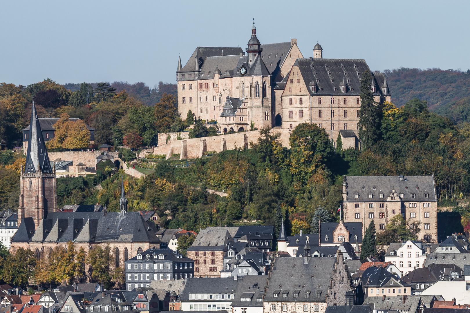 Landgrafenschloss Marburg