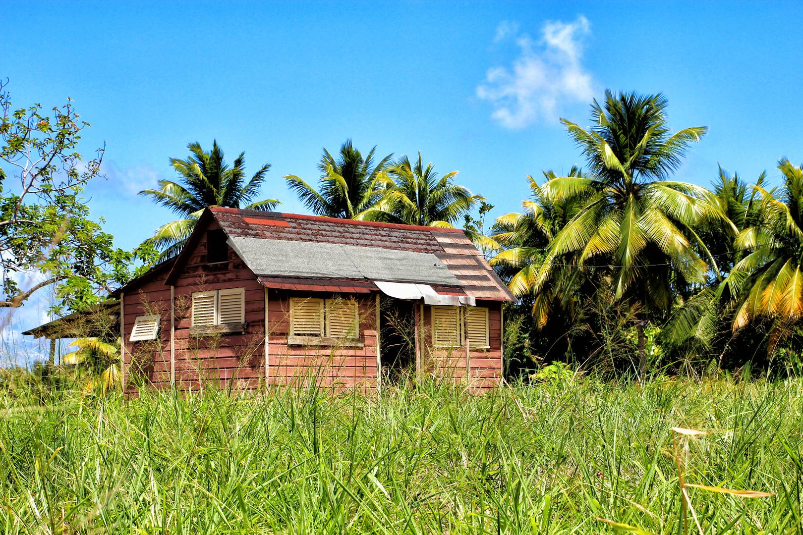 Landhaus auf Barbados
