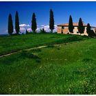 Landhaus bei Pienza I