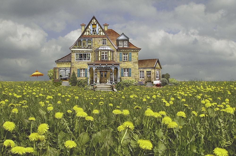 Landhaus mit Charme...