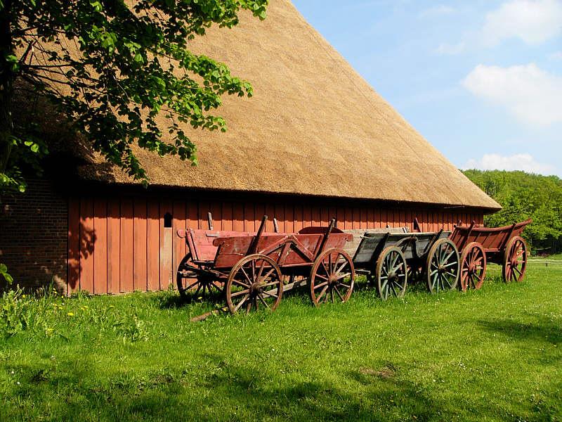 Landidylle in Molfsee