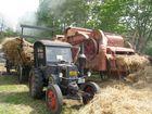 Landleben aus dem letzten Jahrhundert