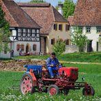 Landleben, heute wie damals ....