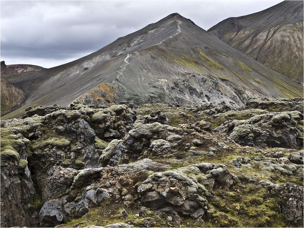 LANDMANNALAUGAR - ISLAND