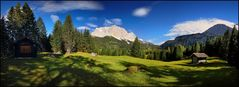 ~ Landscape around the Zugspitze ~