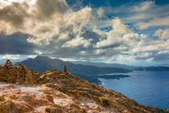 Landscape Capo Rosso, Korsika part II