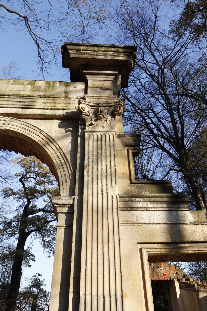 "Landscape garden ""Luisium"" - Roman ruin - image 9"