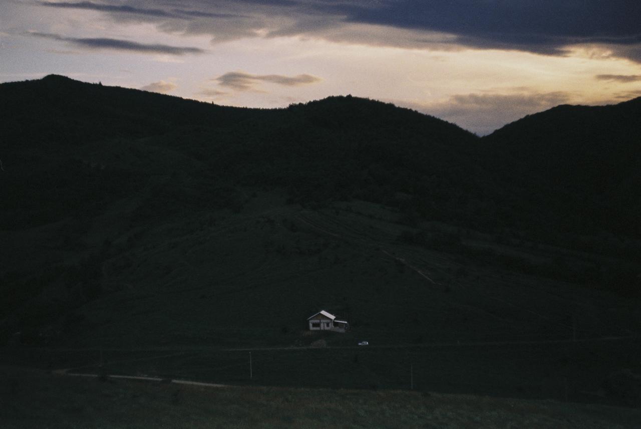 landscape in Garcina