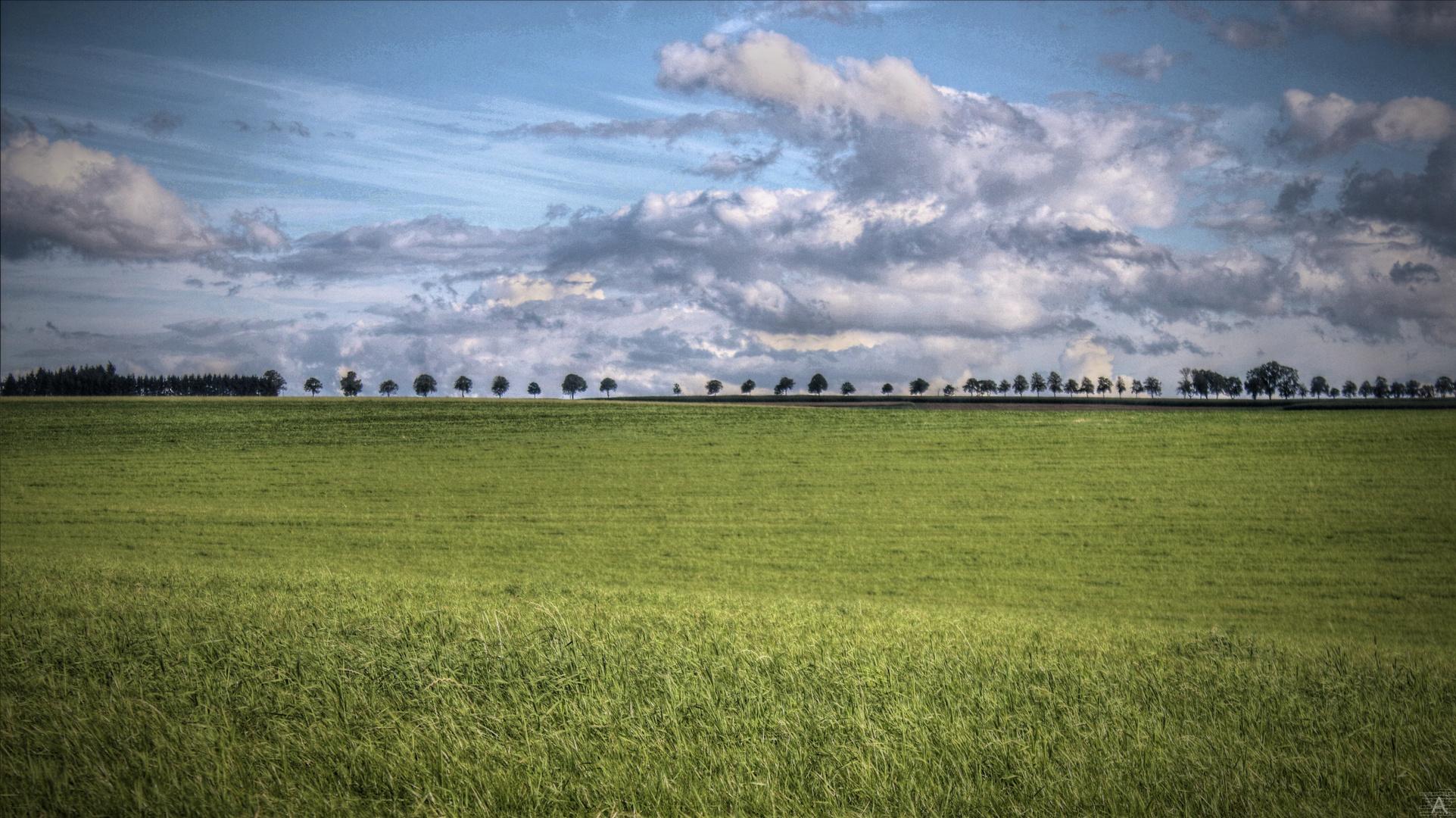 Landscape route de Wincrange