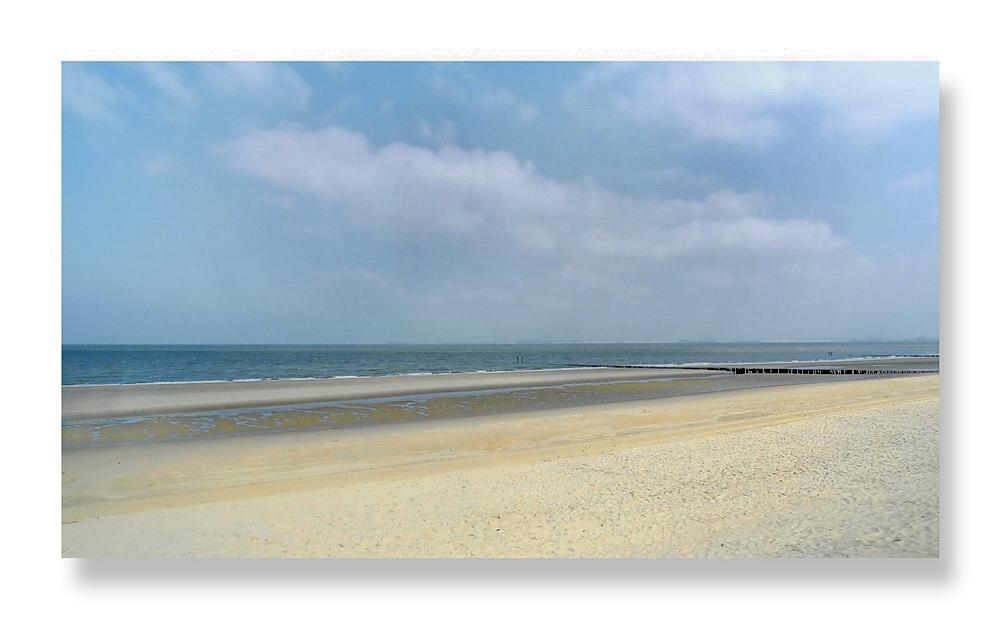 Landscape with Nordsee (Groede Strand)