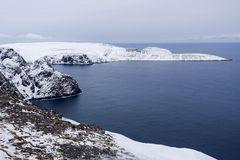 Landschaft am Nordkapp